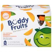 Buddy Fruits All Natural Mango Banana & Passion
