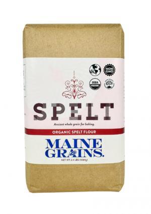 Maine Grains Organic Spelt Flour