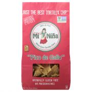 Mi Nina Pico de Gallo White Corn Tortilla Chips
