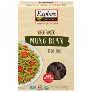 Explore Cuisine Organic Mung Bean Rotini