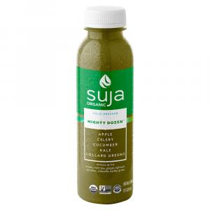 Suja Organic Mighty Greens Dozen