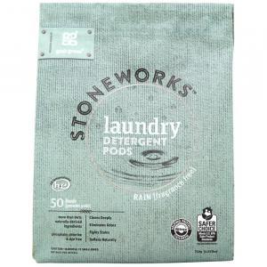 Stoneworks Laundry Detergent Pods Rain Fragrance Free