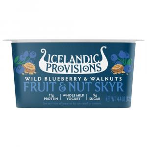 Icelandic Provisions Skyr Blueberry Walnut