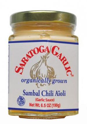 Saratoga Garlic Sambal Aioli