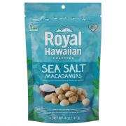 Royal Hawaiian Orchards Gluten Free Sea Salt Macadamias