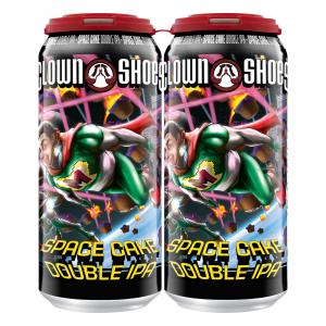 Clown Shoes Beer Space Cake Double IPA