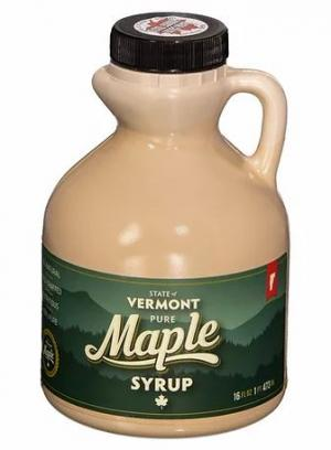 Greenwood Mountain Maple Products Pure Grade A Syrup