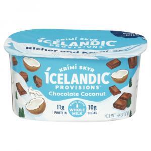 Icelandic Provisions Krimi Skyr Chocolate Coconut