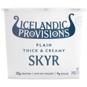 Icelandic Provisions Skyr Plain Yogurt
