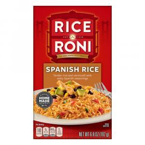 Rice A Roni Spanish