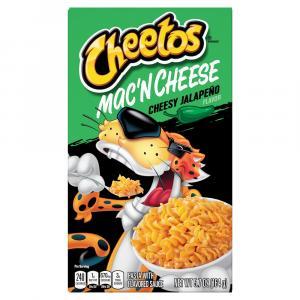 Cheetos Mac'n Cheese Cheesy Jalapeno