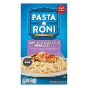 Pasta Roni Vermicelli Garlic & Oil