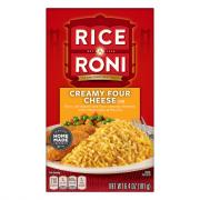 Rice A Roni Creamy Four Cheese