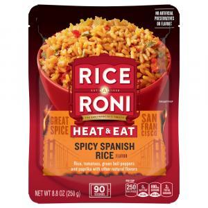 Rice A Roni Heat & Eat Spanish Rice