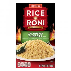 Rice A Roni Jalapeno Cheddar