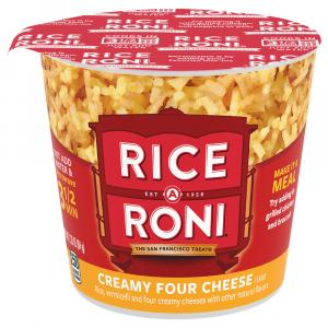 Rice A Roni Four Cheese Cup