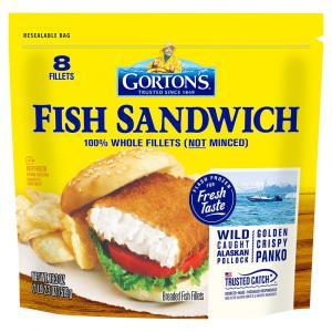 Gorton's Fish Sandwich Fillets