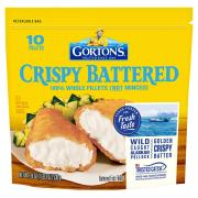 Gorton's Crispy Batter Fillets