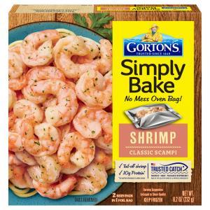 Gorton's Simply Shrimp Bake