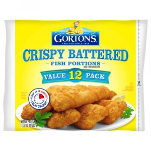Gorton's Batter Dipped Fish Portions