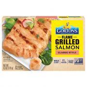 Gorton's Grilled Salmon