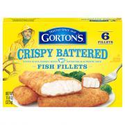 Gorton's Crisp Dipped Fillets