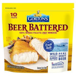 Gorton's Beer Battered Fish Fillets