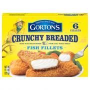 Gorton's Crunchy Fillets