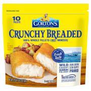 Gorton's Crunchy Fish Fillets