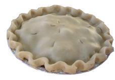 """Debbie's Pies 9"""" Strawberry Rhubarb Pie"""