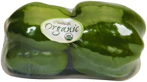 Nature's Place Organic Green Bell Peppers