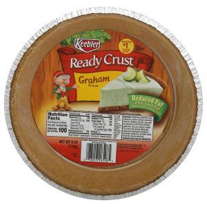 Keebler Reduced Fat Graham Cracker Crust