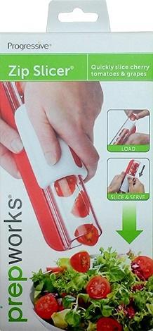 Progressive Zip Slicer