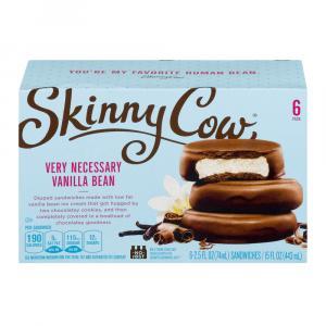 Skinny Cow Vanilla Bean Dream Dipped Sandwiches