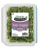 Simple Beginnings Baby Arugula