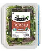 Simple Beginnings 50/50 Salad Mix