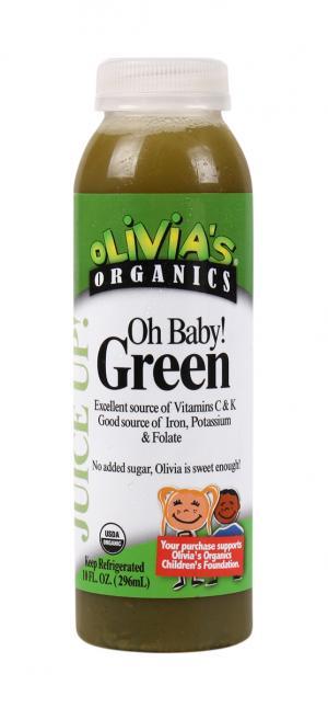 Olivia's Organics Oh Baby Green