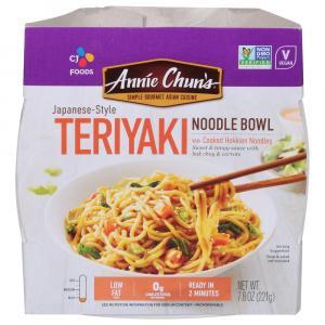 Annie Chun's Teriyaki Noodle Bowl