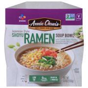 Annie Chun's Shoyu Ramen Soup Bowl