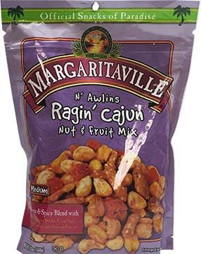 Margaritaville N'Awlins Ragin' Cajun Nut & Fruit Mix