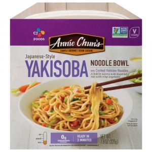 Annie Chun's Yakisoba Noodle Bowl