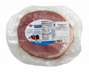 Hannaford Hickory Smoked Ham Steak