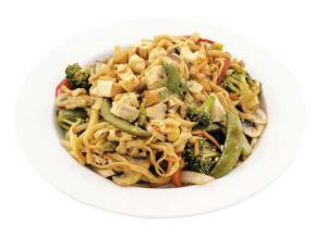Handcrafted Taste of Inspirations Seasonal Chicken Stir Fry