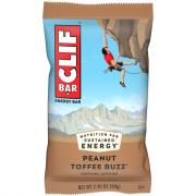 Clif Peanut Toffee Buzz Bar