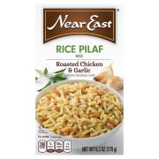 Near East Roasted Chicken & Garlic Pilaf