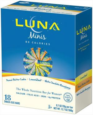 Luna Minis Variety Pack