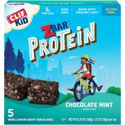 Clif Kidz Protein Bar Chocolate Mint