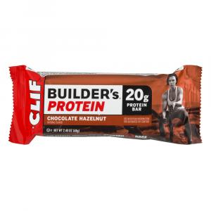 Clif Builders Protein Bar Chocolate Hazelnut