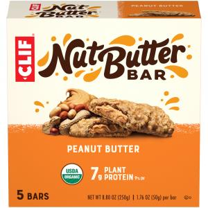 Clif Organic Nut Butter Filled Peanut Butter Bar
