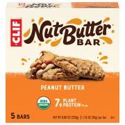 Clif Organic Nut Butter Filled Peanut Butter Bar